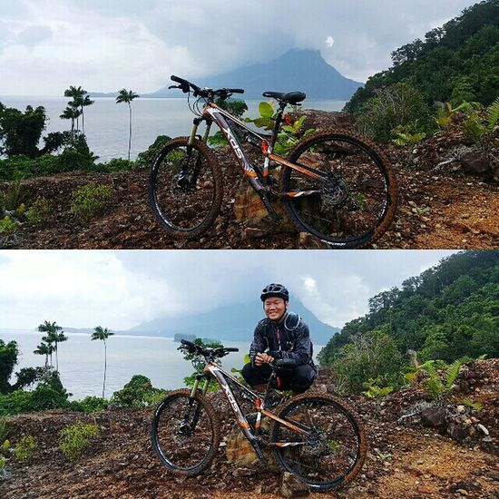 Early morning xtvt.. Mobile Photography Cycling Enjoying The View MTB ADVENTURE Xds Peaceful View Enjoying Life Enjoying Nature Xdsbike Kuchingborneosarawak
