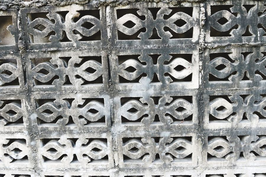 BlickArt Blick Architecture Close-up Full Frame Surface Texture Pattern Backgrounds No People Day Outdoors Built Structure Shape Architecture Wrought Iron