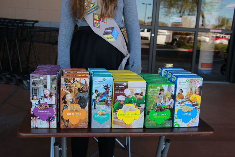 Confidence  Non Profit Charity Courage Empower Girlscout Girlscoutcookies Selling