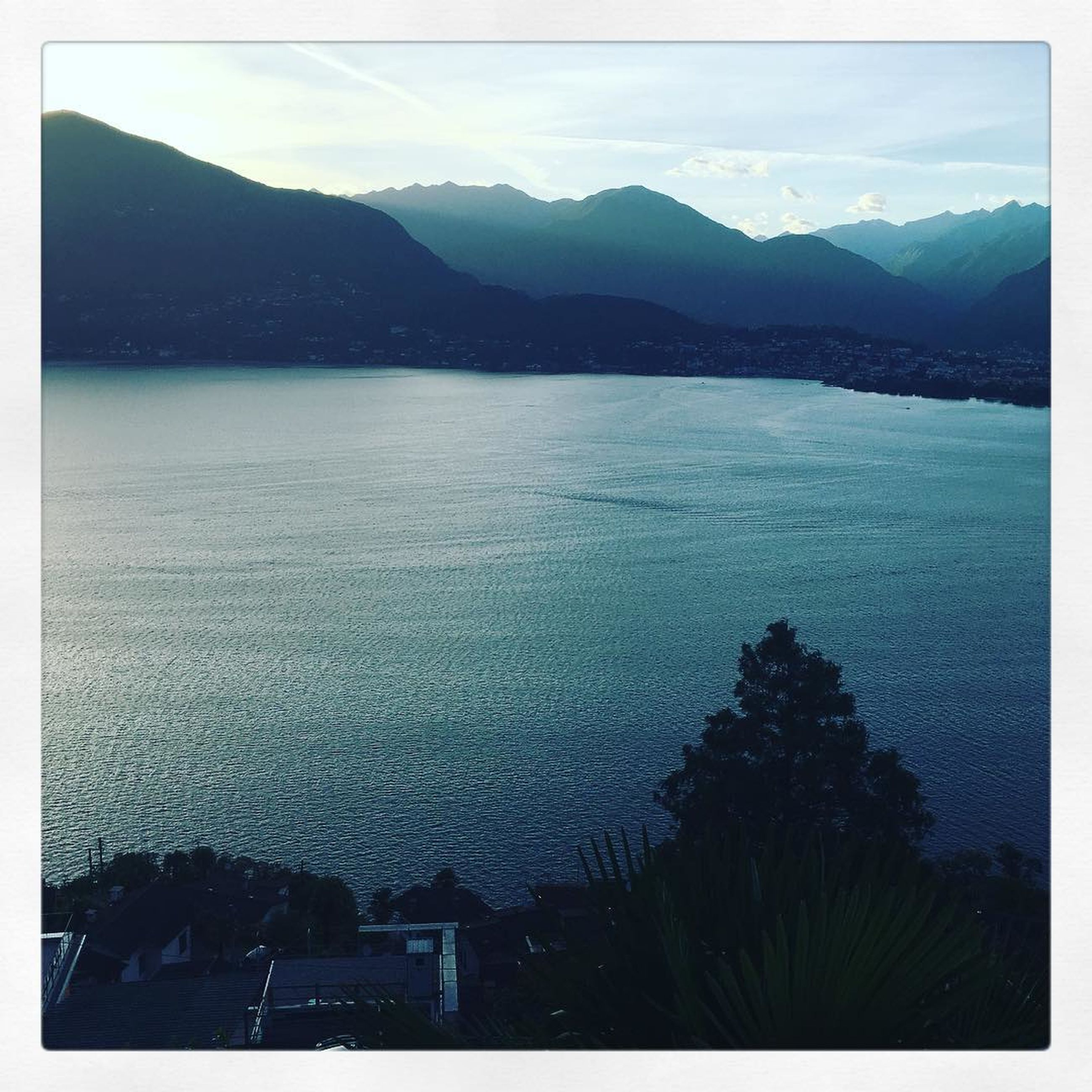mountain, water, sea, nature, sky, beauty in nature, tree, outdoors, scenics, no people, day