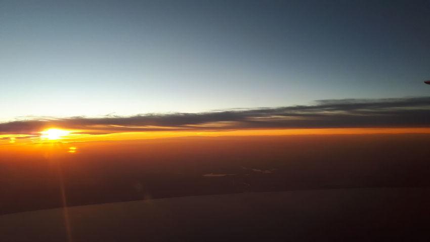 Sunset Nature Landscape Sky Outdoors Sun Beauty In Nature Sunlight Morning Travel Cloud - Sky Mountain