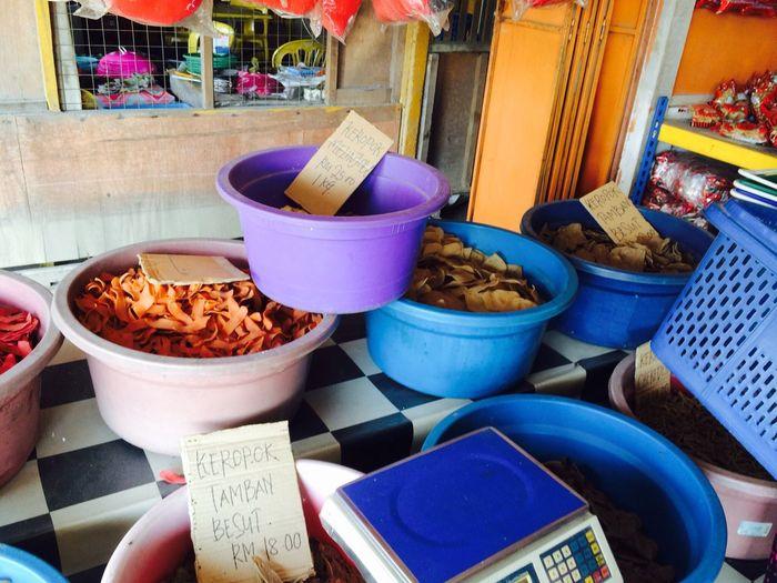 Keropok Souvenirs.. Shopping