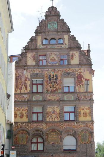Architecture Constance Culture Deutschland Germany Historic Konstanz Ornate