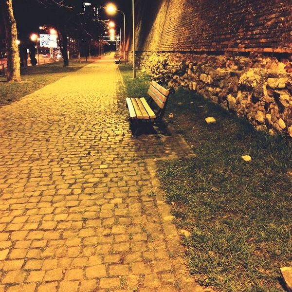 Sibiu, Romania Silent Night Silentroad Quiet Moments Lightinthedark