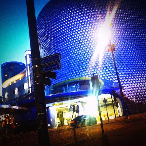 Light And Reflection Birmingham UK Selfridgesbirmingham