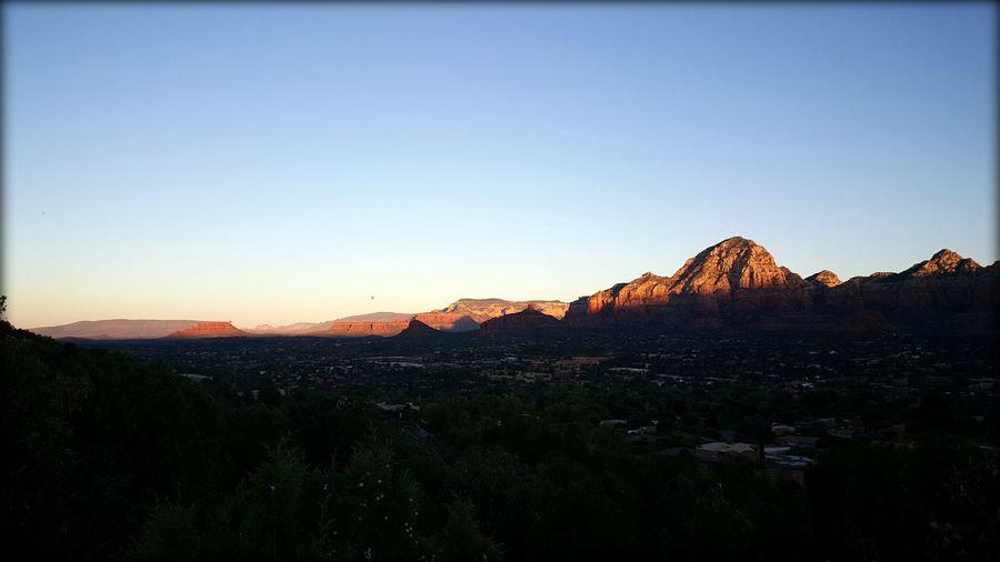 Sedona Sunrise Sedona, Arizona Red Rocks  Beauty In Nature EyeEm Best Shots - NatureThe KIOMI Collection S6