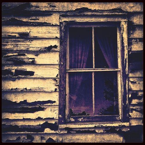 Abandoned Window Rural Decay Rurex