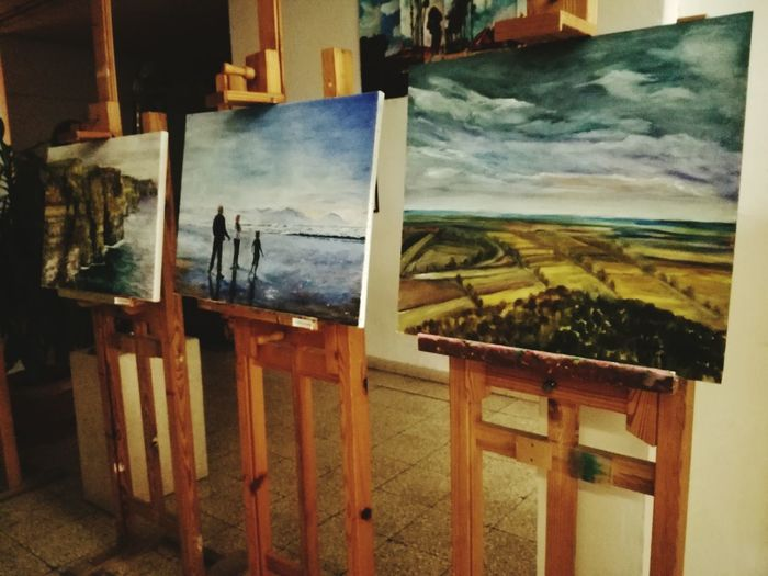 ArtWork Creative Cloud - Sky Nature Sky Painting Art Paint Painting