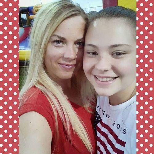 Love her!!!!! My only girl 💓 July4th Gladsheshere Pleasedontleave @_laryndavis_