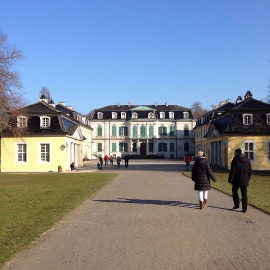 Schloss Wilhelmsthal Castle Germany Deutschland Landscape Landscape_photography Landscape_Collection Landscapes