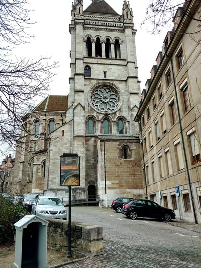 Geneva Architecture Building Exterior Day