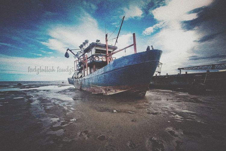 The boat..Photography Fishing Boat View Fishermanslife