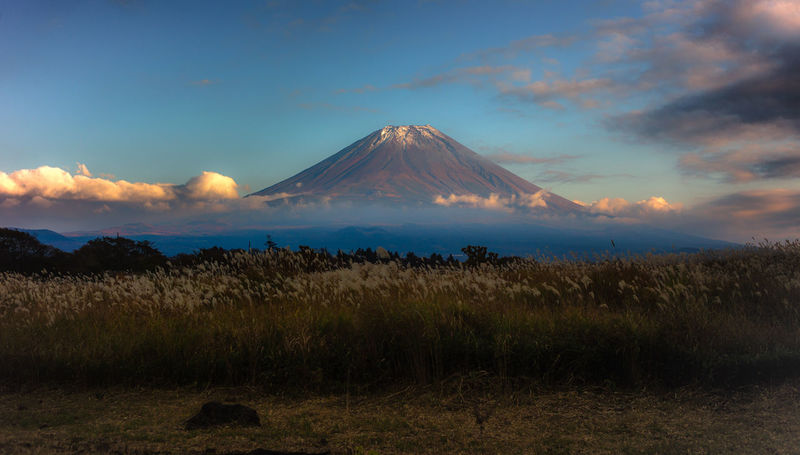 Mount Fuji Leica M9 Japan Mount FuJi Vulkan Cloud - Sky Landscape Mountain Nature No People Plant Sky Snowcapped Mountain Volcano The Great Outdoors - 2018 EyeEm Awards Japan Mount FuJi Vulkan Cloud - Sky Landscape Mountain Nature No People Plant Sky Snowcapped Mountain Volcano The Great Outdoors - 2018 EyeEm Awards My Best Travel Photo This Is Strength Autumn Mood Holiday Moments
