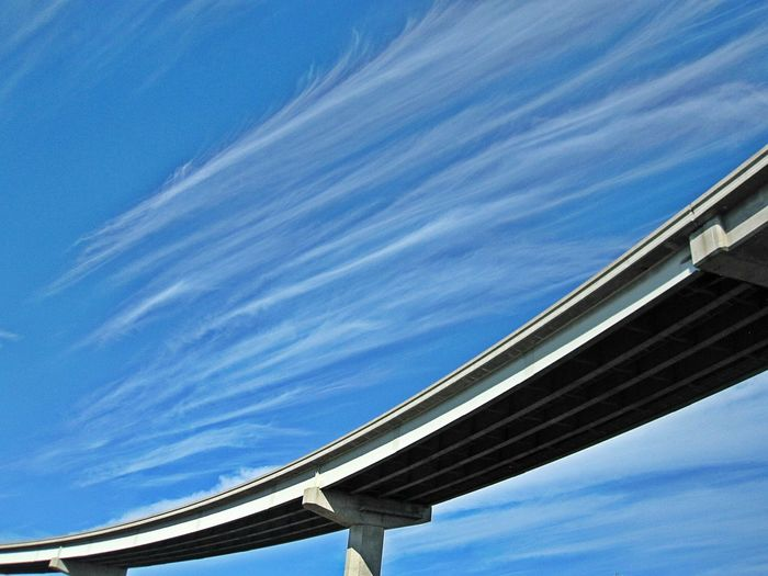 Clouds Urban Photography Architecture Built Structure Cityscape Highway Freeway Overpass Engineering Marvel