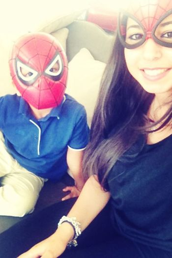 That's Me Spider-man Spider Family Love ♥