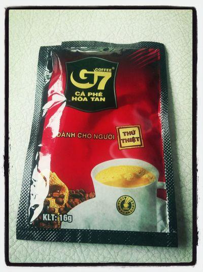 Asian Coffee Boost. Thx @anhhoangduc