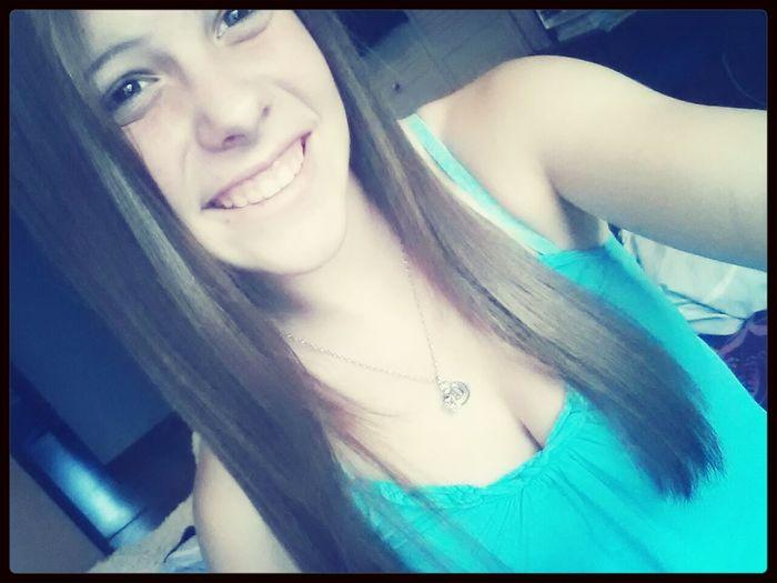 always smiling :)