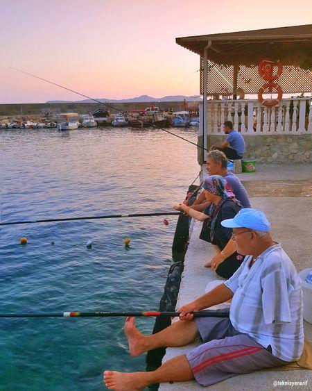 Kaş Liman balıkçılar