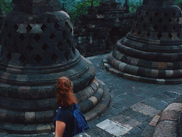 Borobudur tample Eyeem Landscapes Eyeem Market EyeEm Gallery EyeEm Indonesia Taking Photos Candid EyeEm Photography Potrait Of Woman EyeEm Best Shots - Nature Visitindonesia Exploreindonesia Traveling