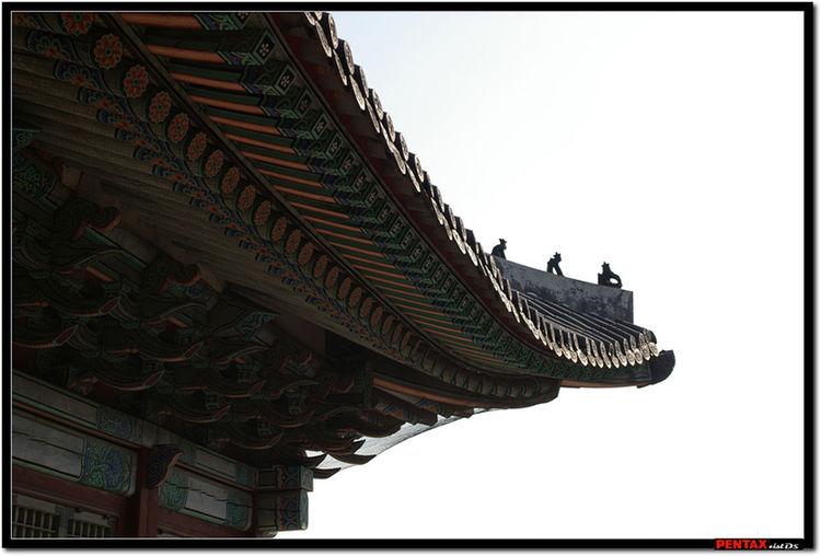 어느 겨울 창경궁 Old&new Palace Changgyeonggung IstDs
