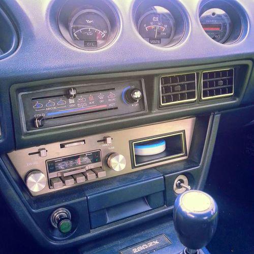 Oldschool Classic Beauty Classic Vintage Cars Datsun 280ZX Classic Car