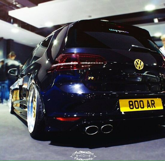 Beautiful Cars Sexycars Photography Golf Mk7 Nice Cars Volkswagen