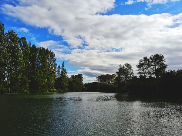 beautiful scenery Honor 10 Blue Sky Blue Sky And Clouds United Kingdom Woods Tree Water Lake Forest Reflection Sky Cloud - Sky Countryside Calm Idyllic Lakeside Standing Water Scenics Tranquility Non-urban Scene