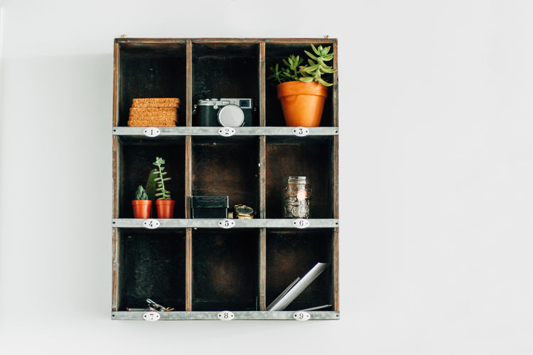 Shelves at home