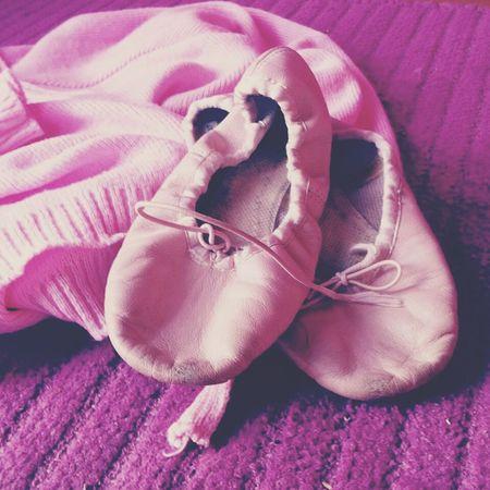 Balle Pink Danceshoes Flashback