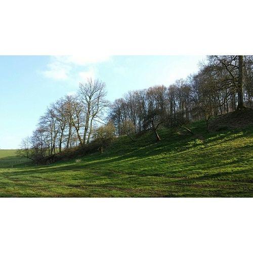 Mooi weertje! Roadtrip Landscape Luxemburg Larochette