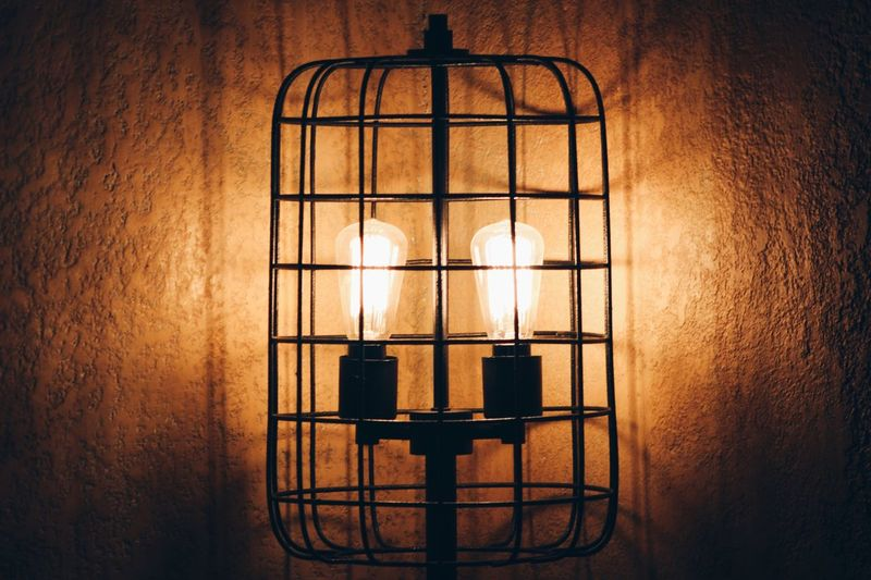 Be the light Beauty Light Shadow EyeEm Selects Indoors  No People Window Wall - Building Feature Built Structure Metal Glass - Material Sunlight Grid Architecture Metal Grate Illuminated Pattern Hanging Wall