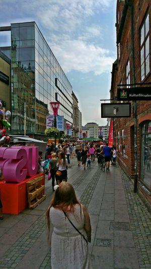 ChaosON Malmöfestivalen Malmö Sweden Vacation
