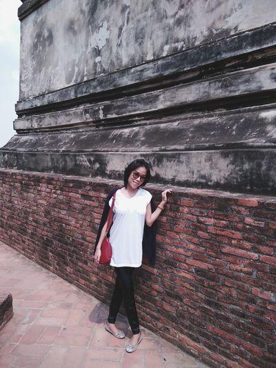 Ayutthaya in Thailand First Eyeem Photo