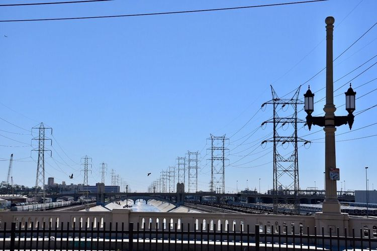 Power Line  The City Light UrBaNImAgE SoCal Image Diverse This Amazing Land