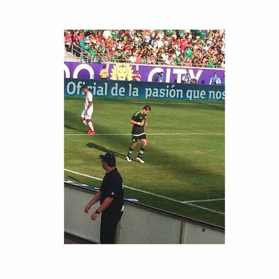 Mexico Soccer Chicharito 14