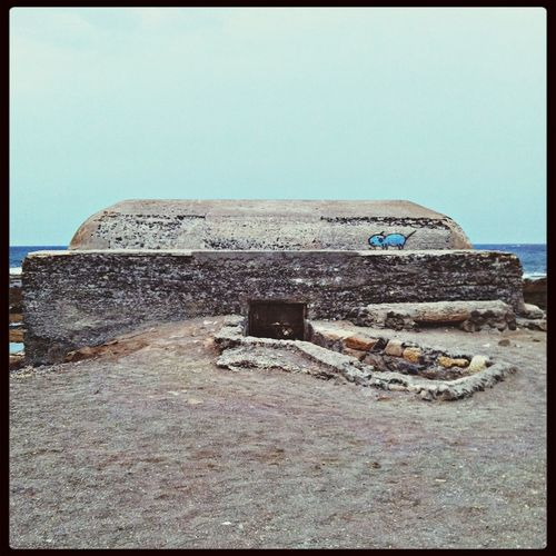 búnker Beach Bunker Bunkers  Seaside