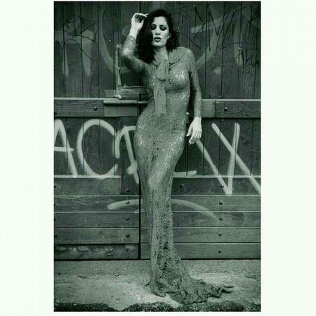 Fashion Black And White Modeling Photography