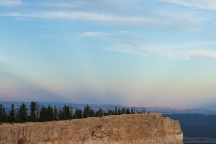 one of the greatest places I ever visited: the breathtaking Bryce Canyon NP Non-urban Scene Scenics - Nature Tranquility Tranquil Scene Outdoors Sunset Bryce Canyon USA Photos Sky Cloud - Sky Beauty In Nature Nature No People Water Land Tree Plant Environment Day Idyllic Landscape Mountain