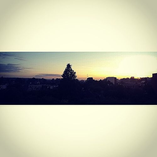 Good to be home :) Panoramic Photography Evening Nature Sunset