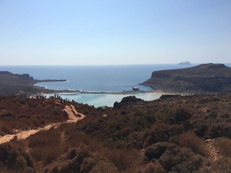 Balos Lagoon Crete Greece