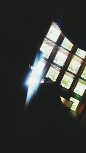 Illuminated Building Exterior Architecture Lens Flare Sunlight Conceitual Photo Photography Conceited ツ Tranquility Flash Dark