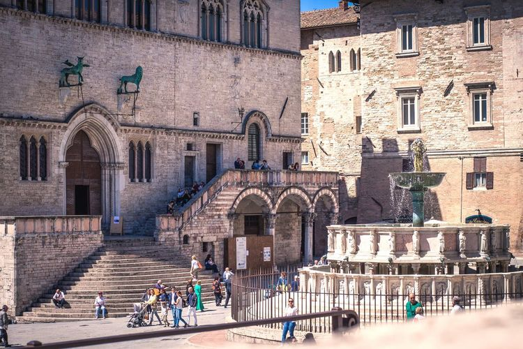 City Architecture Building Exterior Built Structure Historic History Archway Civilization Old Ruin Ancient Civilization Historic Building Exterior Amphitheater Place Of Worship Christianity Ancient Castle Visiting Church Astronomical Clock Rose Window The Past Arch Catholicism Cathedral