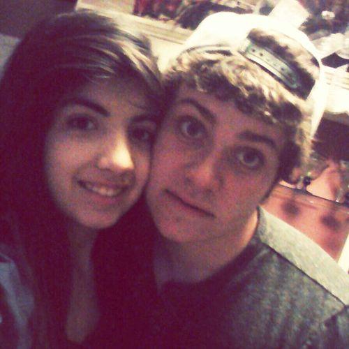 Me And Drew:)