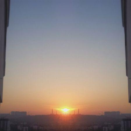 good morning Saturday. Localsmd Chişinău Moldova Rasarit soare