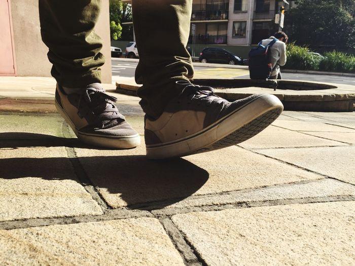 Walker sneakers Walking Around
