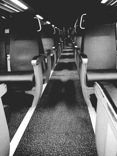 Train Emty