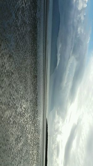 Blue And Grey Sky Seascape Photography Landscape_photography Horizontal Grey Sky Mountain View Blues Massive