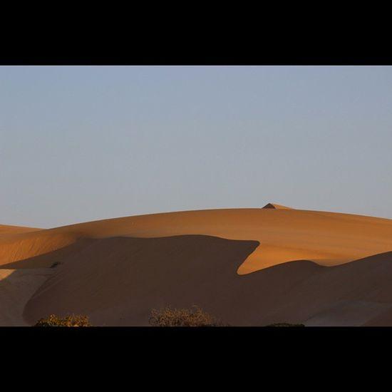 Nofilter Namibia Swakopmund Dunes untouched calm relax galaxys5 ig_sea igers ig_dunes picoftheday bestshot swakop_mag