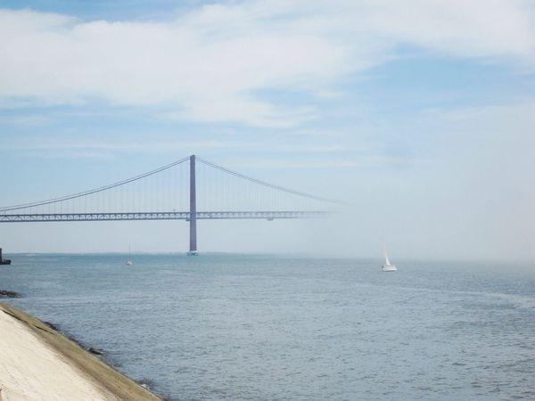 Pont Bridge Brouillard
