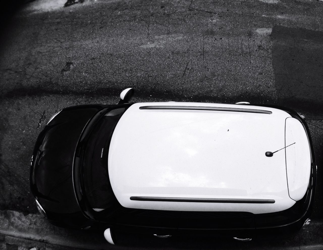 car, mode of transport, transportation, land vehicle, day, no people, outdoors, road, animal themes